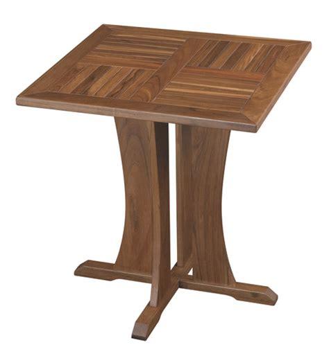 28 Wide Dining Table New Hemisphere Ipe Wood Outdoor Furniture