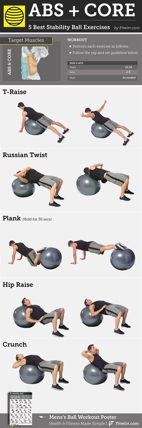 best 25 swiss exercises ideas on stability abs and in workouts