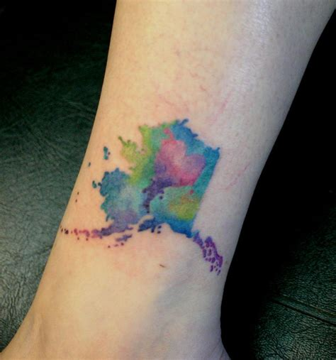 alaskan tattoos 25 beautiful alaska ideas on mountain