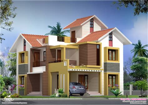 small house design 2000 square 2000 sq villa floor plan and elevation house design plans