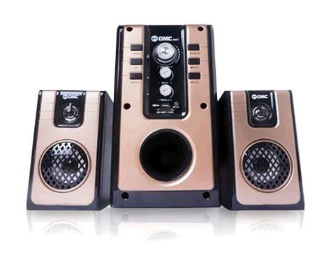 Speaker Multimedia Gmc 887d harga speaker aktif gmc 885t bluetooth terbaru