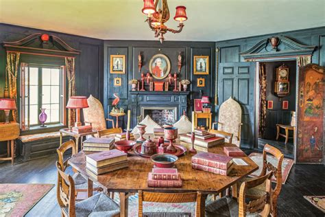 colonial home interior the colonial revival interior period homes magazine