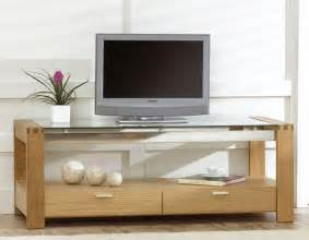Rochelle oak amp glass tv unit oak furniture solutions