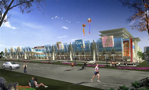 Simple Floor Plan Creator proposed shopping mall architectural design