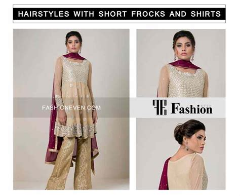 simple hairstyles for party frocks eid party hairstyles with frocks and shirts 2018 fashioneven