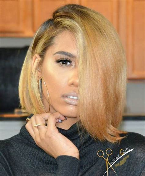 Hairstyles For Black 60 Hair by 60 Showiest Bob Haircuts For Black