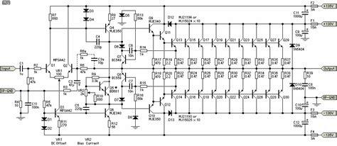 layout pcb power lifier 800 watt 800w audio amplifier with mosfet schematic design