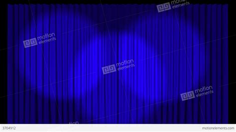 sound curtain app animated stage curtains stock video footage 3704912