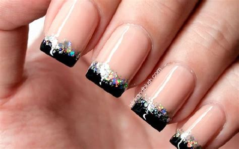 new year nail design 2015 10 lovely nail designs to ring in the new year