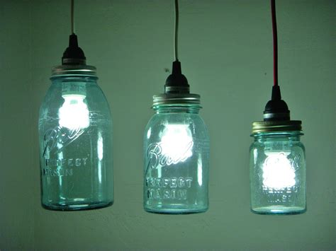mason jar kitchen lights upcycled quart sized blue ball ideal mason jar catch a firefly