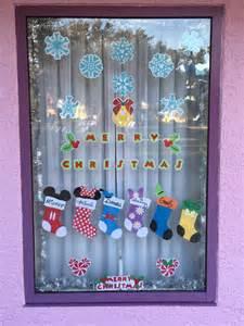 i m going to walt disney world can i decorate my window