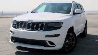 Fastest Jeep The One With The 2014 Jeep Grand Srt World S