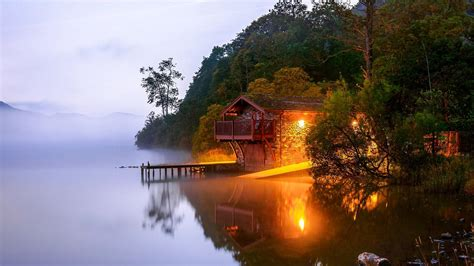 boat house wallpaper boathouse wallpapers and background images stmed net