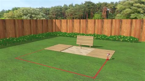 how to build a horseshoe pit in your backyard how to build a horseshoe pit 12 steps with pictures wikihow