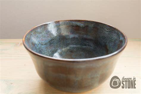 home decor bowls decorative bowl blue and brown stoneware bowl home