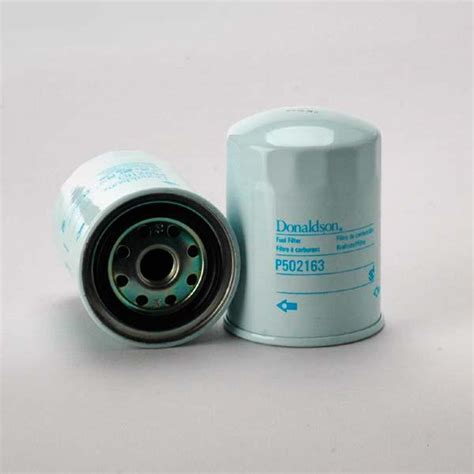 donaldson p series lube air coolant fuel and hydraulic donaldson fuel filter spin on p502163 donaldson filters