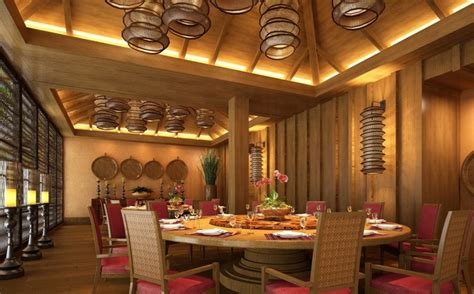 Restaurant With Room by Restaurant Wood Room Interior Lighting