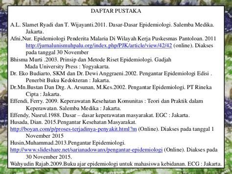 Pengantar Epidemiologi Edisi 2 Dr Eko Budiarto study of typhoid in rsud banjarbaru