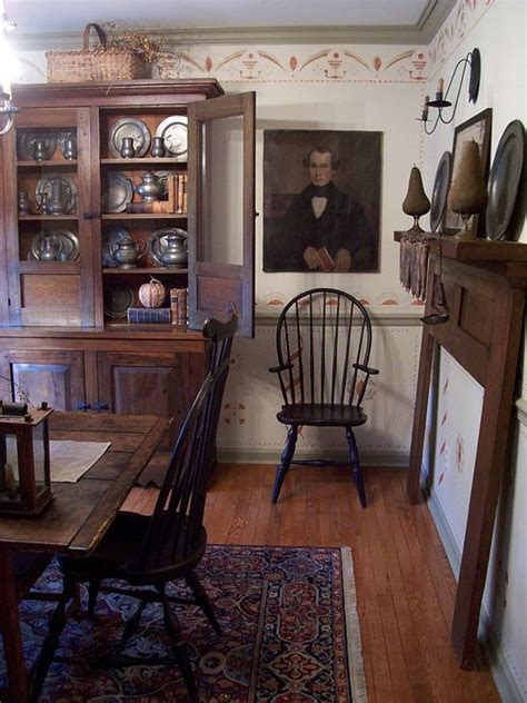 primitive colonial home decor 17 best images about colonial to primitive on pinterest