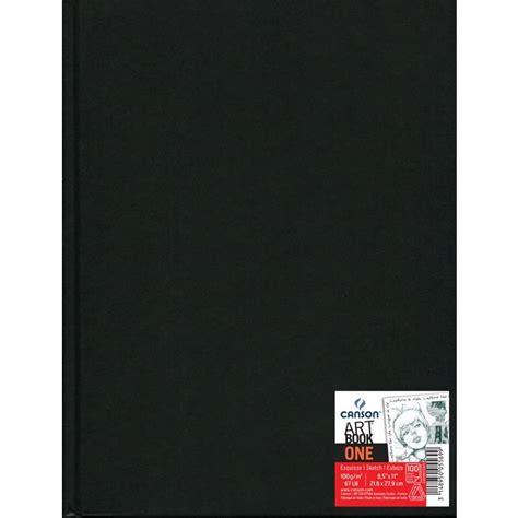 canson sketchbook 8 5 x 11 canson 8 5 quot x 11 quot artbook one hardbound sketchbook
