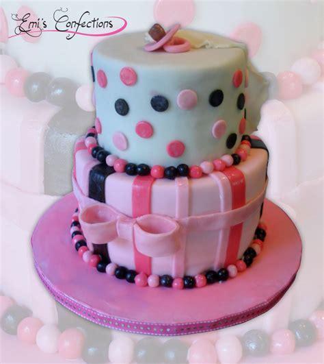 Polka Dots Baby Shower by Boulangerie P 226 Tisserie Sanpietro Bakery Baby Shower