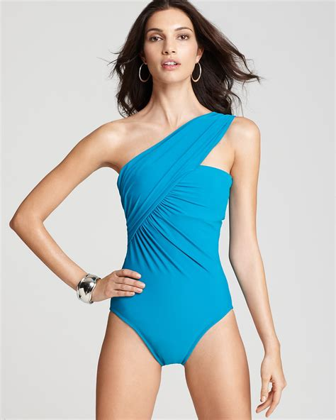 One Shoulder One Swimwear one shoulder swimsuit best swimsuits