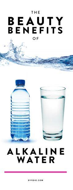 Does Alkaline Water Detox Your by 10 Benefits Of Water Water Me Dr Oz And Drinks