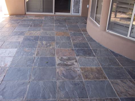 patio floor tiles slate tile cleaning desert tile grout care