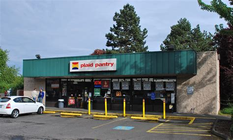 Plaid Pantry Salem Oregon plaid pantry