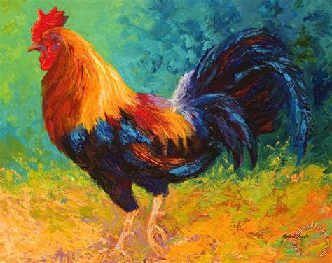painting prints for sale marion mr big rooster painting mr big rooster