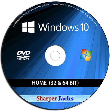 Dvd Installer Windows 10 All In One Terbaru Komputer Laptop windows 10 home