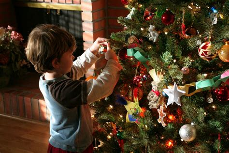 aidan s weblog putting up the christmas tree