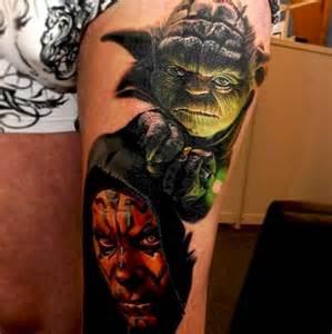 tattoo tuesday no 279 senses lost