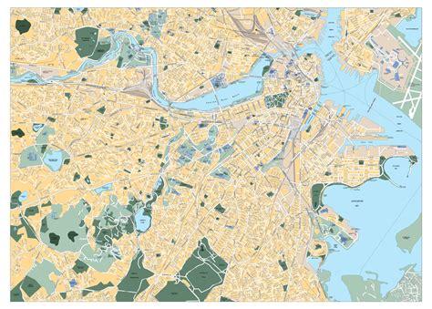 printable map boston maps update 21051488 boston tourist map pdf boston