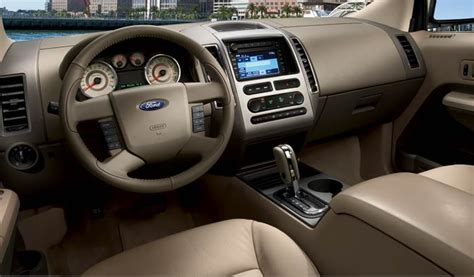 2007 Ford Edge Interior by 2007 Ford Edge Interior Pictures Cargurus