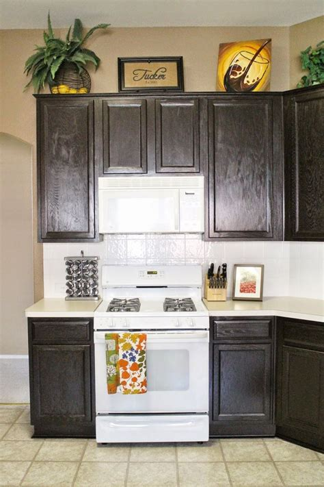 general finishes gel stain kitchen cabinets oak cabinets stained with general finishes java gel stain