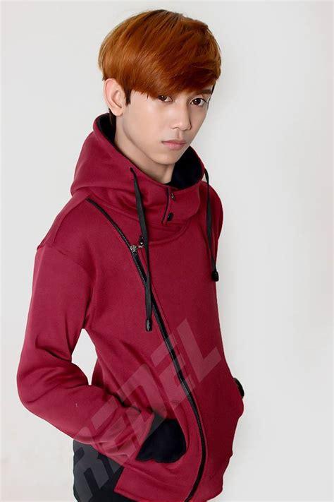 Jaket Korea 5 jual jaket harakiri merah maroon jaket korea distro