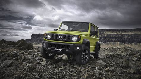 2019 Suzuki Jimny by 2019 Suzuki Jimny Pictures Photos Wallpapers Top Speed