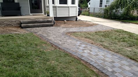 plymouth mi section 8 landscaping photos paver photos wall photos plymouth