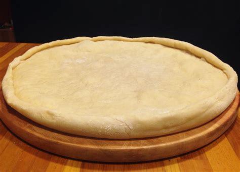 como da como fazer massa de pizza em casa receita deliciosa