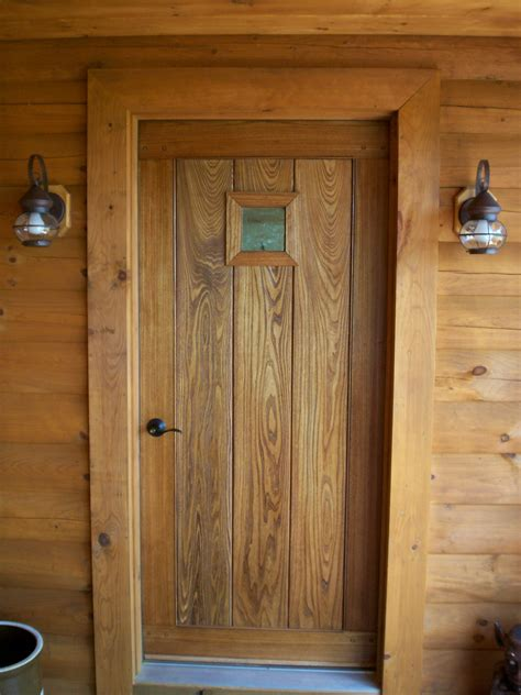 Oak Exterior Doors Oak Door