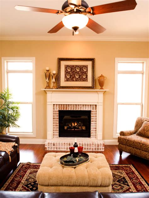 living room fan improve energy efficiency with a ceiling fan hgtv