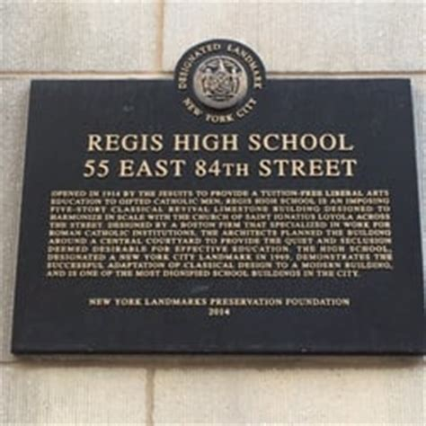 review of regis shoo regis high school secondary schools junior colleges