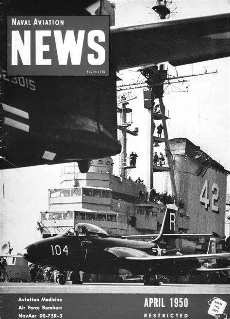 1950-52 Naval Aviation News – USS Franklin D. Roosevelt