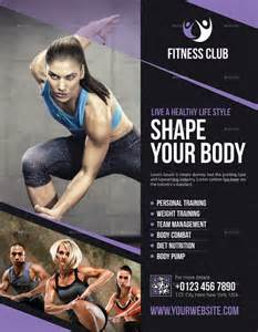 fitness flyer template free 10 fitness flyers psd vector eps