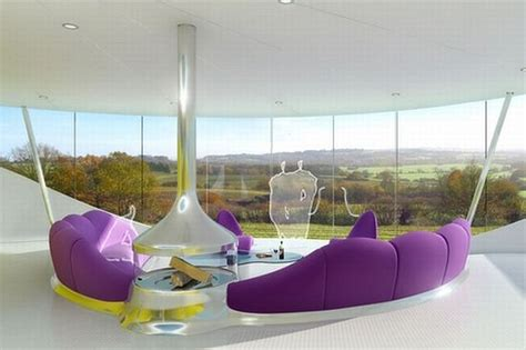 future home systems design inc future systems futuristic home is fairly sustainable