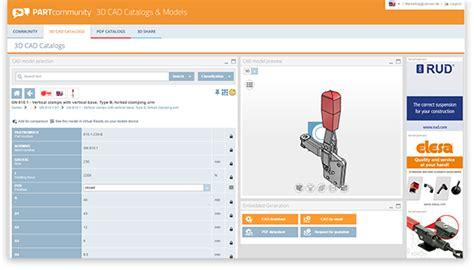 cadenas cad downloads cadenas partcommunity version 6 0 revolutionizes