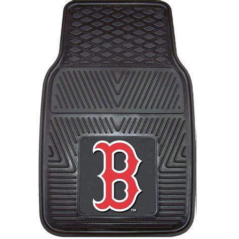 Sox Floor Mats by Mlb Boston Sox 2 Heavy Duty Rubber Floor Mats