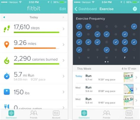 Which Fitbit Tracks Floors - fitbit s mobilerun app now gps enabled with enhanced