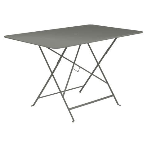 Table Bistro Fermob 117 X 77 Table Rectangulaire 117 X 77 Cm Bistro De Fermob Romarin